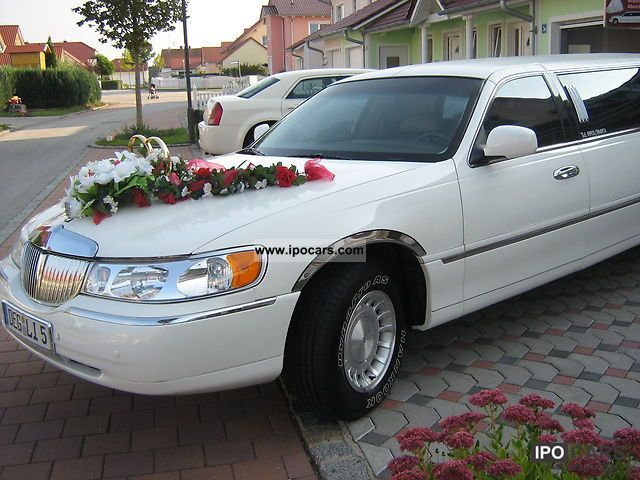 Lincoln  stretch limousine 1999 Liquefied Petroleum Gas Cars (LPG, GPL, propane) photo