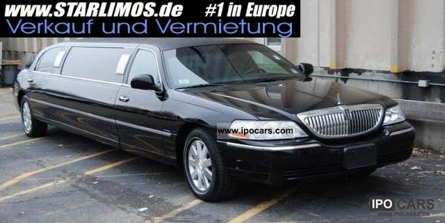 2004 Lincoln  Stretch for 8 passengers Royale Limousine Used vehicle photo