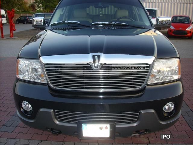 2004 Lincoln  Navigator - UNIQUE - MUCH CHROME - SPORTY - V8 Off-road Vehicle/Pickup Truck Used vehicle photo
