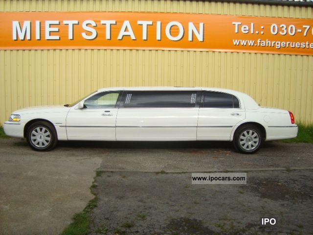 2005 Lincoln  Stretch Limo Limousine * Immediately * Limousine Used vehicle photo
