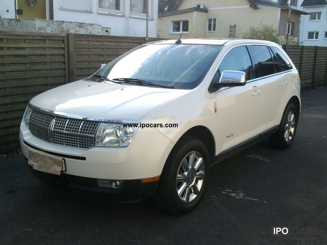 2008 Lincoln  MKX Off-road Vehicle/Pickup Truck Used vehicle photo