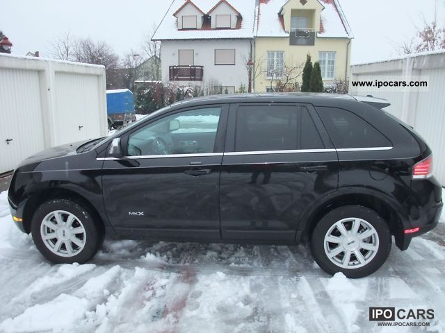 Lincoln  MKX letter dt-top condition 2007 Liquefied Petroleum Gas Cars (LPG, GPL, propane) photo