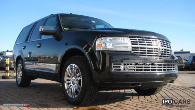 Lincoln  ULTIMATE GREAT CONDITION 4x4 - Black with Beige 2007 Liquefied Petroleum Gas Cars (LPG, GPL, propane) photo
