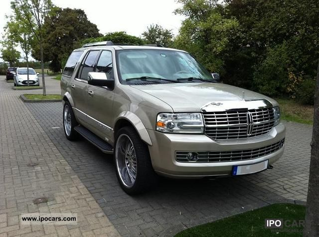 2007 Lincoln Navigator Lpg Gas System Car Photo And Specs