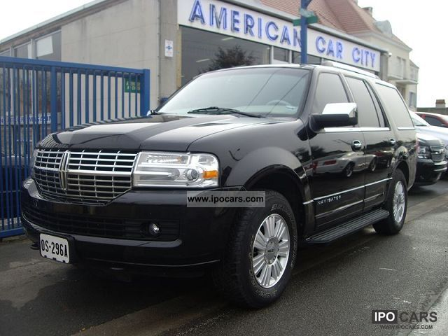 2007 Lincoln  NAVIGATOR LIMITED Off-road Vehicle/Pickup Truck Used vehicle photo