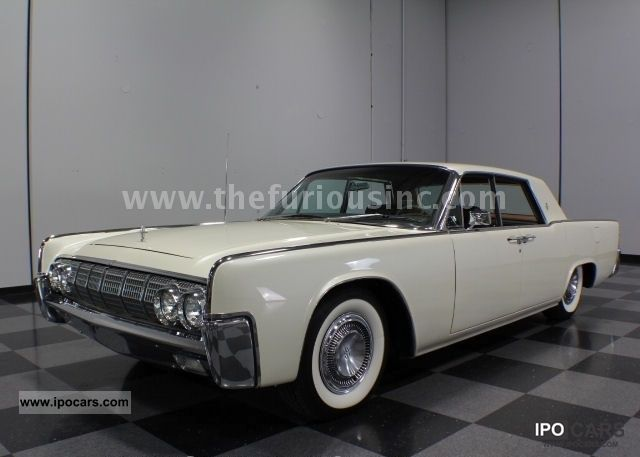 Lincoln  Continental Sedan, 430/375HP, Perfect Car4Perfect $ 1964 Vintage, Classic and Old Cars photo