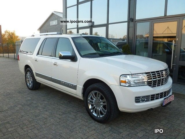 2007 Lincoln  Navigator Ultimate 4x4, XL LONG VERSION Off-road Vehicle/Pickup Truck Used vehicle photo