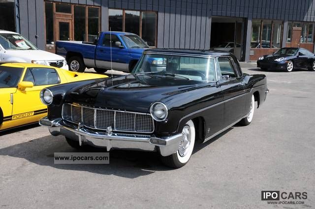 Lincoln  MKII 1957 Vintage, Classic and Old Cars photo