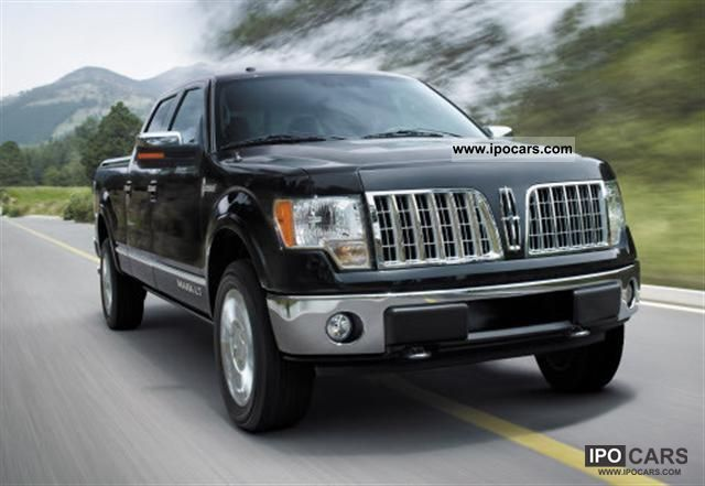 2011 Lincoln Mark Lt 4x4 2011 Car Photo And Specs