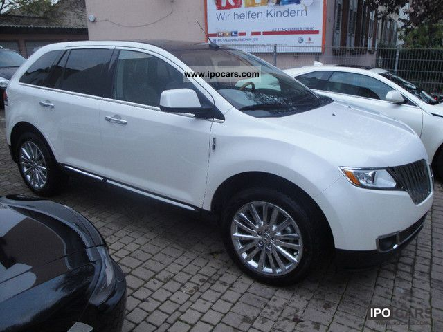2011 Lincoln  3.7 V6 MKX full equipment! immediately available Off-road Vehicle/Pickup Truck New vehicle photo