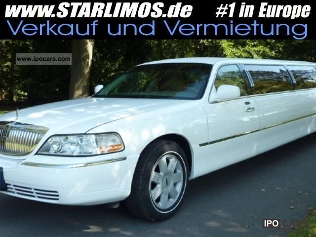 2009 Lincoln  Town Car stretch limousine 2009 Limousine Used vehicle photo
