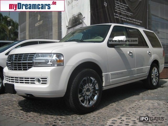 2012 Lincoln  Navigator 5.4L V8 T1BRHV Ultimate: $ 58,900 Off-road Vehicle/Pickup Truck Used vehicle photo