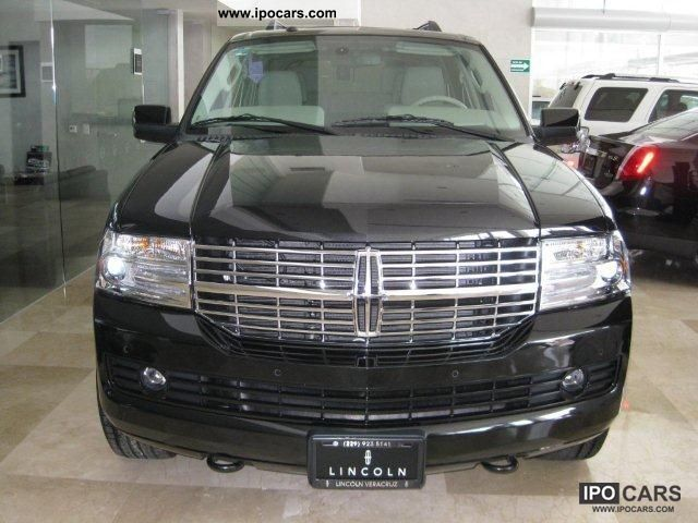 2011 Lincoln  2012 NAVIGATOR LIMITED 4x4 EU NAVI Off-road Vehicle/Pickup Truck New vehicle photo