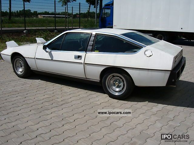 Lotus  Eclat S1/521 1977 Vintage, Classic and Old Cars photo