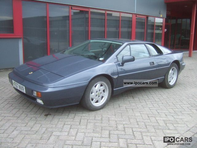 1988 Lotus  Esprit Turbo 2.2L 215HP Sports car/Coupe Used vehicle photo