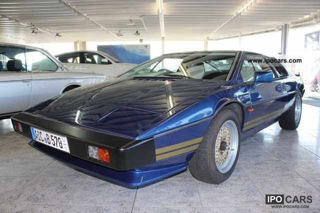 1985 Lotus  Esprit S3 Leather SHZ Sports car/Coupe Used vehicle photo