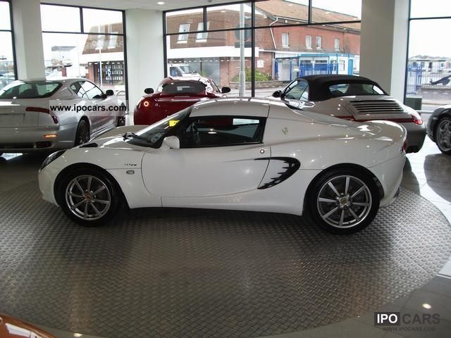 2007 Lotus Elise 111R Convertible Hardtop * climate * Leather RHD - Car Photo and Specs