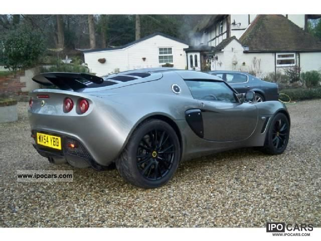 2004 Lotus Touring Pack Exige 192 hp air-Leather RHD Cabrio / roadster ...