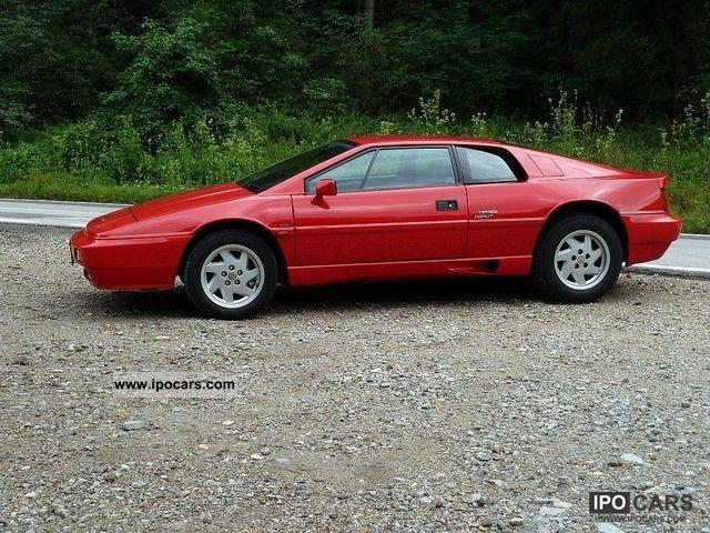 Lotus esprit sport 350