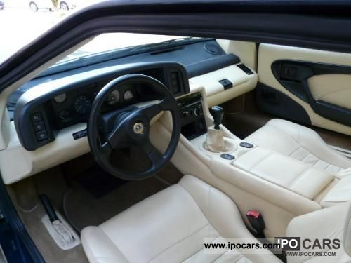 1995 Lotus Esprit Turbo S4 20 Air Panoramic Roof Car Photo