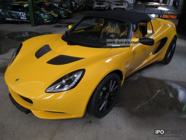 Lotus  MY CLUB RACER 2011 2011 Race Cars photo
