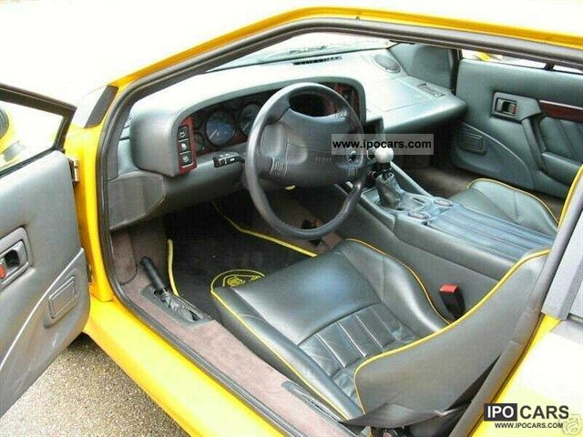 1996 Lotus Esprit 3 5 V8 Biturbo Car Photo And Specs