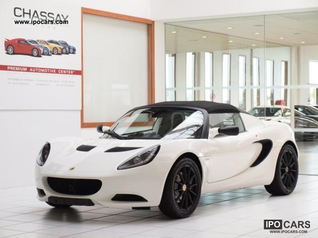 Lotus  Elise Club Racer 6.1 2012 Race Cars photo