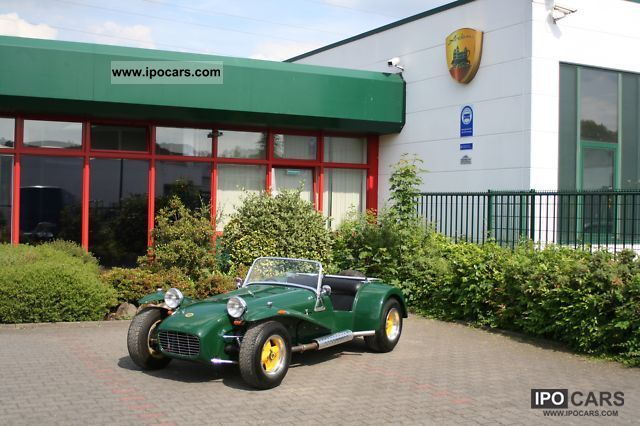 Lotus  Seven S2 Twin Cam original collector's item 1965 Vintage, Classic and Old Cars photo