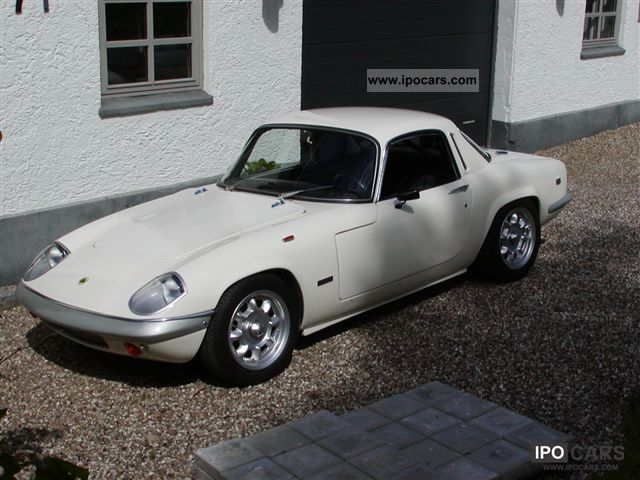 Lotus  Elan 1969 Vintage, Classic and Old Cars photo