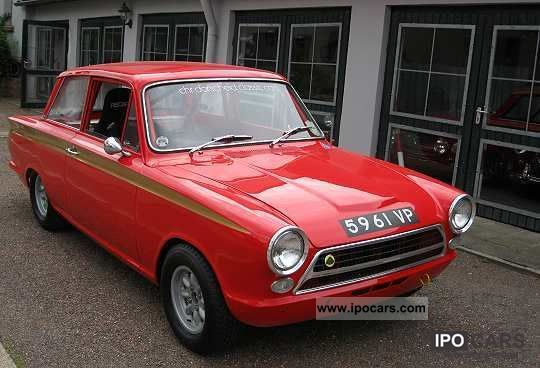 Lotus  Cortina 1963 Vintage, Classic and Old Cars photo