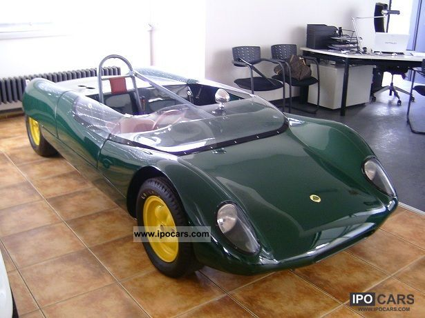 Lotus  23 B 1963 Vintage, Classic and Old Cars photo