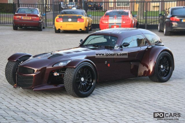 2009 Lotus Donkervoort D8 Gt Car Photo And Specs