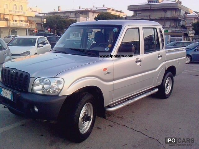 2006 Mahindra  goa Off-road Vehicle/Pickup Truck Used vehicle photo