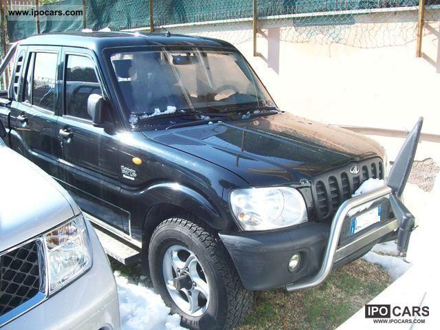 2007 Mahindra  GOA 4X4 2500cc DOPPIA CABINA Off-road Vehicle/Pickup Truck Used vehicle photo