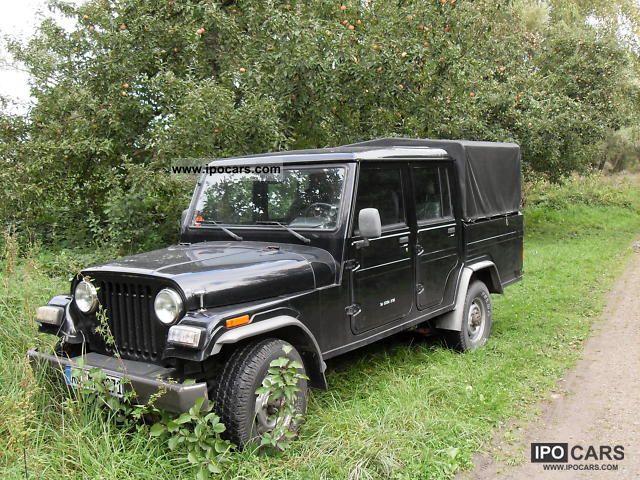 2001 Mahindra  Pick up DoKa Off-road Vehicle/Pickup Truck Used vehicle photo