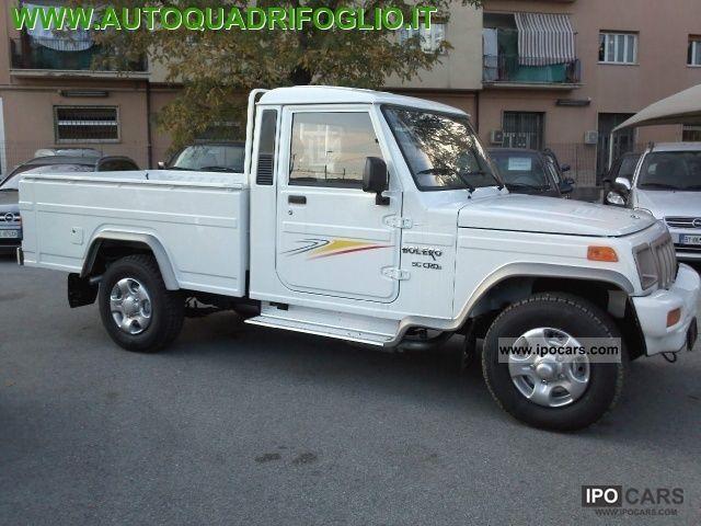 Mahindra Pickup Diesel Autos Post