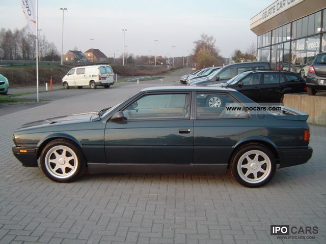 lowest price 8306f f2d3a 1994 Maserati SR 222 2.8 V6 Automatic BiTurbo. 62dkm € 6900 ...