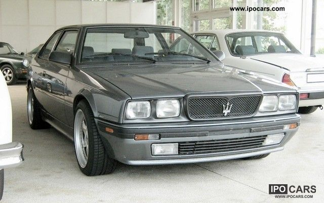 1990 maserati 222 se automatic related infomation,specifications
