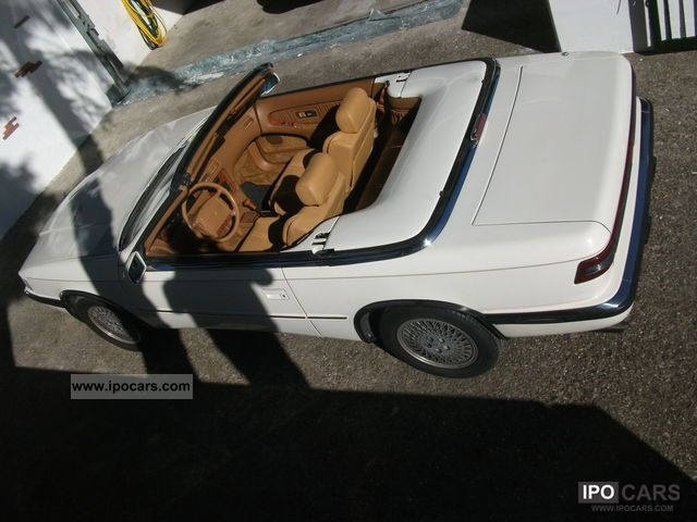 1991 Maserati  Spyder Cabrio / roadster Used vehicle photo