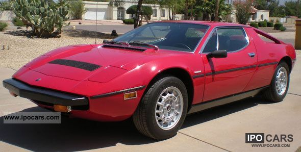 1975 Maserati  Wish Sports car/Coupe Classic Vehicle photo