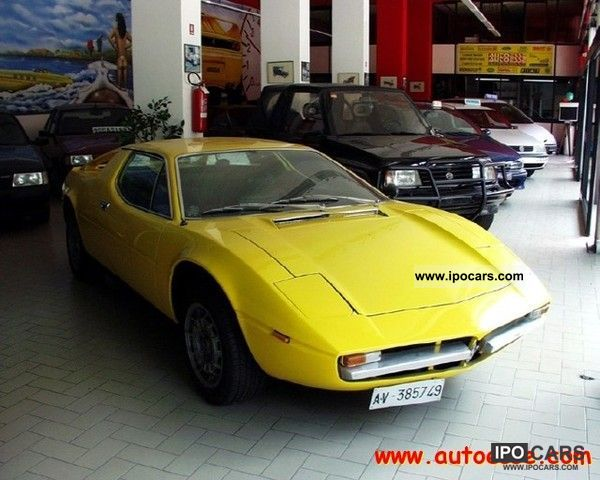 Maserati  Merak Merak 3.0 1976 Vintage, Classic and Old Cars photo