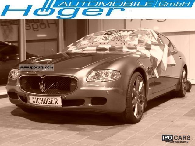 2006 maserati quattroporte sport gt f1 circuit 19 inch car photo and specs. Black Bedroom Furniture Sets. Home Design Ideas