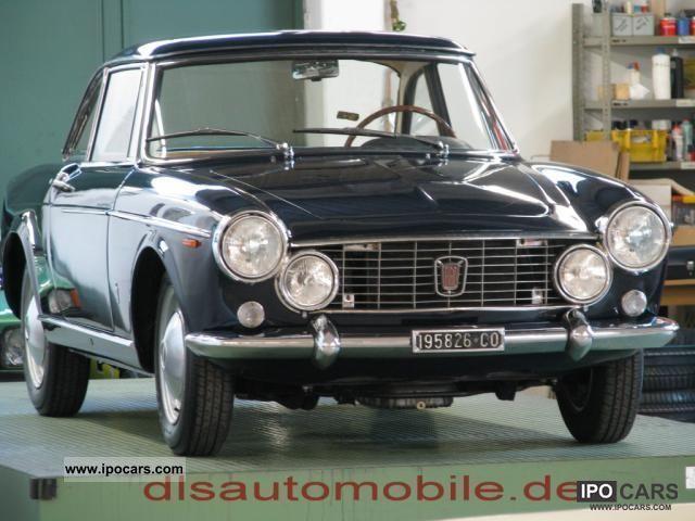 1963 Maserati  Fiat O.S.C.A. 1600S Coupe Sports car/Coupe Classic Vehicle photo