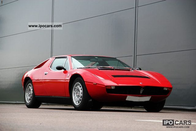 Maserati  SS 3000 1977 Vintage, Classic and Old Cars photo