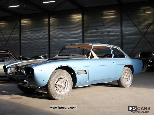 1970 Maserati  Mexico 4.7 For Restoration / Build-Up Sports car/Coupe Classic Vehicle photo