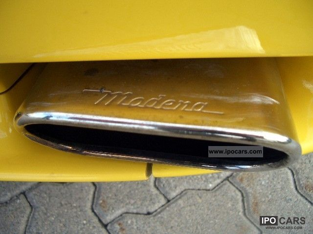 2004 Maserati Corsa Performance Assetto Modena 3200 Gt