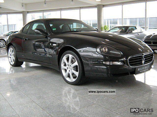 2006 Maserati ° Maserati Coupe GT & OFFENBACH WÜRZBURG ° - Car Photo ...