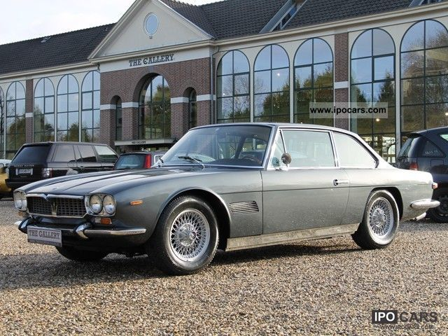 Maserati  Mexico 4.7 1972 Vintage, Classic and Old Cars photo