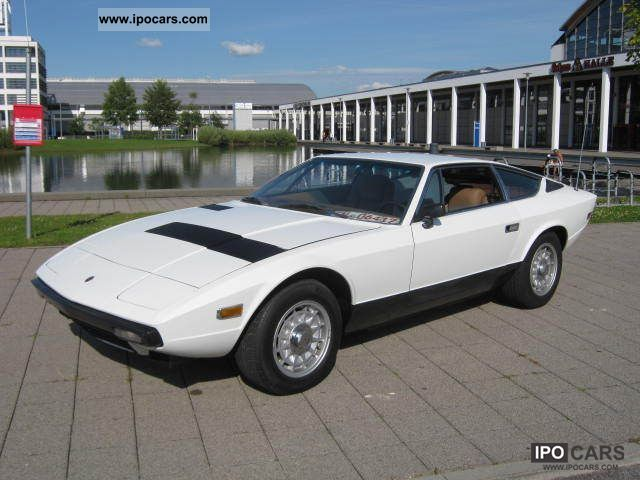 Maserati  Khamsin '75 1975 Vintage, Classic and Old Cars photo
