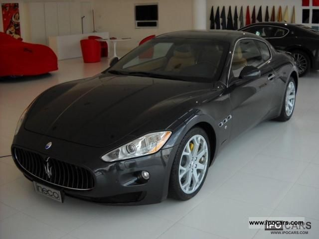 2009 Maserati  Gran Turismo 2.4 Sports car/Coupe Used vehicle photo